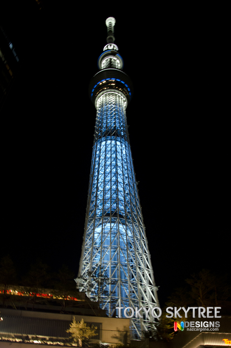 how to go to tokyo skytree